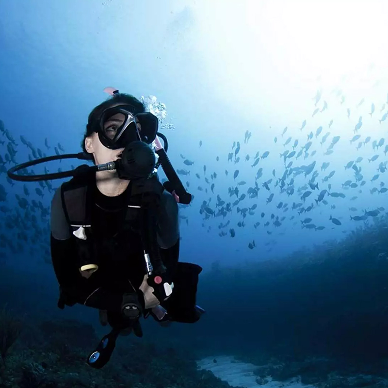 Dive with me - PADI Adventure Diver