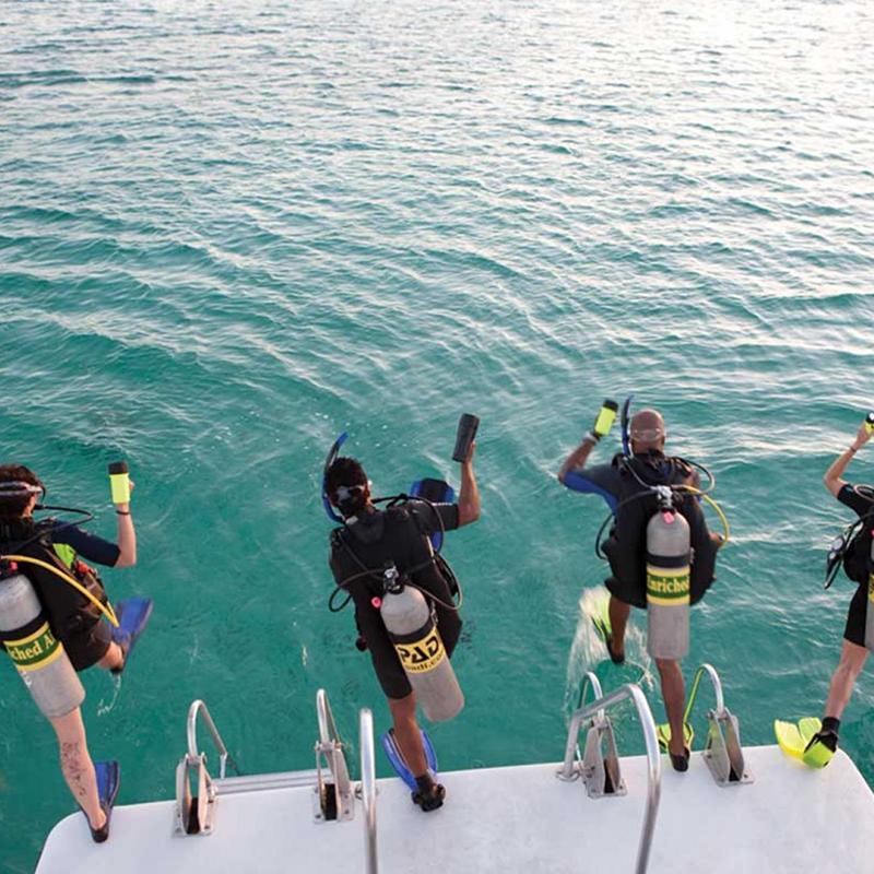Dive with me - PADI Boat Diver