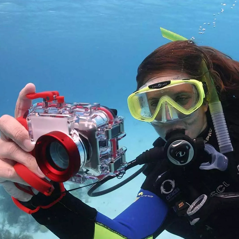 Dive with me - PADI Digital Underwater Photographer