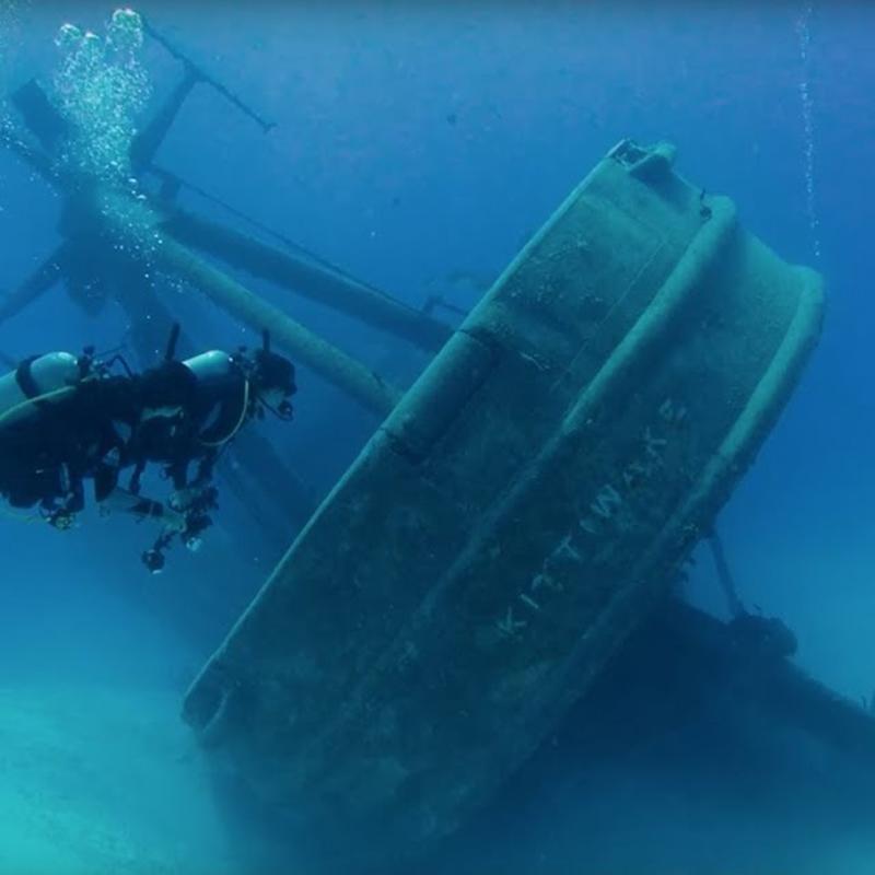 Dive with me - PADI Master Scuba Diver