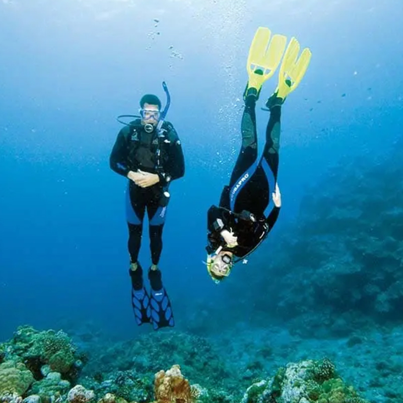 Dive with me - PADI Peak Performance Buoyancy