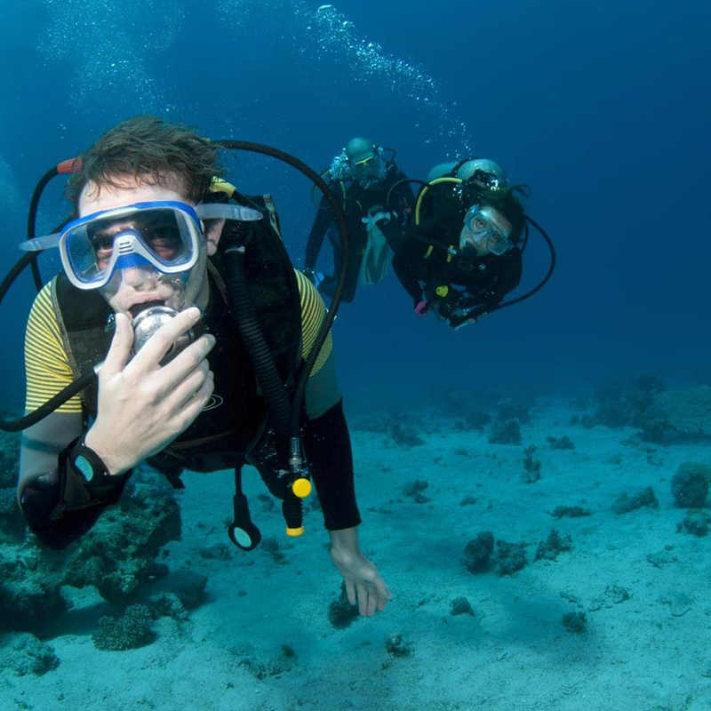 Dive with me - PADI Scuba Refresher
