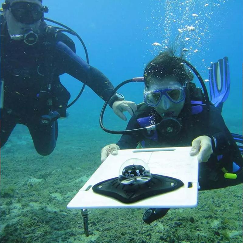 Dive with me - PADI Underwater Navigator