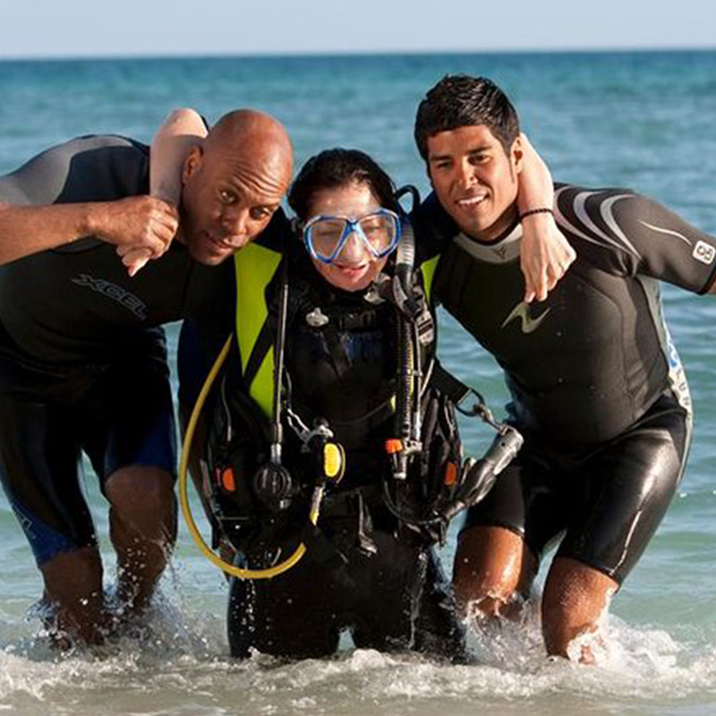 Dive with me - Rescue Diver + EFR