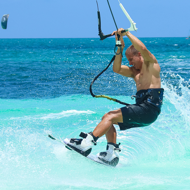 Dive with me - kitesurfing