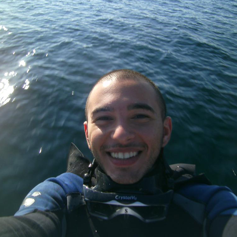 DIVE WITH ME: Hassan NK Khayal